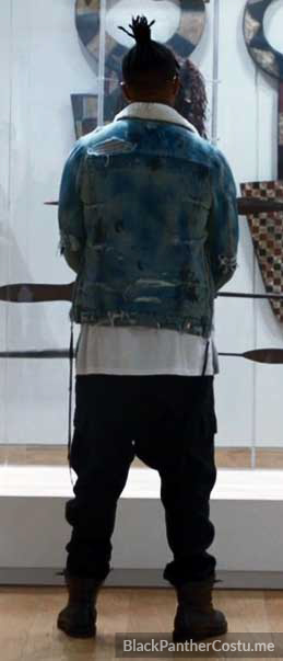 f06707310a3b36 Erik Killmonger - Black Panther Costume Info