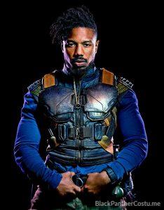 fe315411fcc07e Erik Killmonger - Black Panther Costume Info
