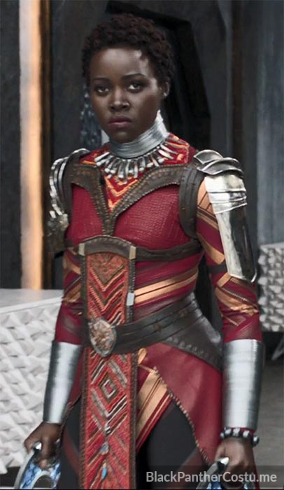 Nakia Black Panther Costume Info