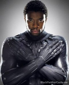 c941196e7 T Challa - The Black Panther - Black Panther Costume Info